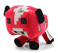 Minecraft Mooshroom Creeper Animal Toy