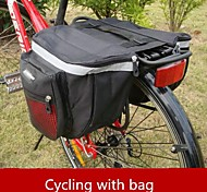 WEST BIKING® Cycling Bicycle Accessories Waterproof Saddle Duffle Rear Bike Pannier Bag