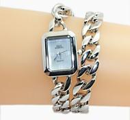 Frauenplatz analoge Quarz-Armbanduhr