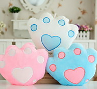 Colorful LED Light Pillow,Lucky Heart Star Shaped Glow Pillow(Random Color)
