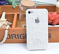 Noble Fashion with  Pearl Hard Back Cover  for iPhone 5 / iPhone 5S