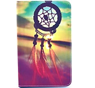 Beautiful Dream Catcher Pattern Full Body Case with Stand for Samsung Galaxy Tab 3 Lite T110