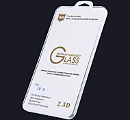 High Quality Oleophobic Coating 2.5D 0.26mm 9H Tempered Glass Screen Protector for iPhone 6S/6