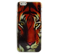 A Strong Tiger Plastic Hard Back Cover for iPhone 6
