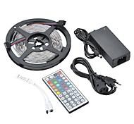 5M 36W 1500LM 150x5050 SMD Mini RGB Light LED Strip Light Kits(DC 12V)
