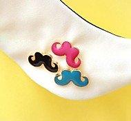moustache Broche de mode