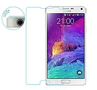 ikodoo® 8H Scratch Resistance Tempered Glass Screen Protector Film for Samsung GALAXY Note 4 N9100 / N9108v / N9109w