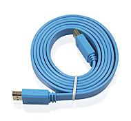 XMW M113 1.5m 4.92ft hdmi v1.4 maschio a cavi di collegamento TV a schermo maschi supporta 1080p