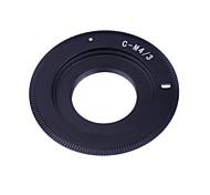 neewer® Adapterring c-m4 / 3 Mount-Objektiv für Olympus Pen EP1 EP2 EPL1 Panasonic Lumix G1 G2 GF1