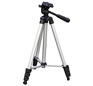 ZHOUYUE Y324 Lightweight Aluminum Camera Tripod with Carry Bag