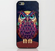 Serious Owl Pattern hard Case for iPhone 6