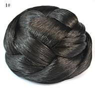 Restoring Ancient Ways Wig Bun European and American Popular Style