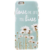 Love the Life You Live Design Hard Case for iPhone 6
