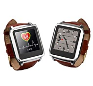 Z003 1.6 Inches Translucence TFT Display Smart BT Phone,Heart Rate,Pedometer,Anti-lost Alert,Camera Remote