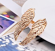 Lureme®Fashion Wing Alloy Ring