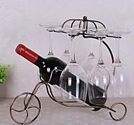 """alto grau vinho copo pendurado rack, aço inoxidável 11,6 """"* 7,68"""" * 11.6 """""""