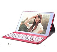 Solid Color PU Tablet Case Bluetooth Keyboard 360 rotation for iPad mini 1/2/3(Assorted Colors)