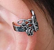 Punk Fashion Butterfly Ear Clips [1 Contains Five Pieces ] Random Color