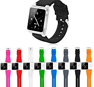 iWatchz Q2 Silicon Watch Strap and Buckle for iPod NANO 6G (Assorted Colors)
