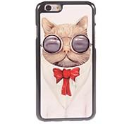 cool cat Design Aluminium-Hülle für das iPhone 6 Plus
