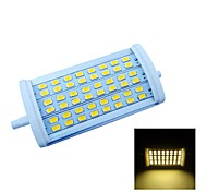 R7S 12W 48 SMD 5630 1320 LM Warm White Recessed Retrofit Decorative LED Flood Lights AC 85-265 V