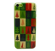 Christmas Gift Plastic Hard Back Cover for iPhone 5C