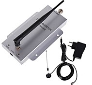 Mini CDMA 850MHz Repeater Booster Cell Phone Signal Amplifier with Antenna EU