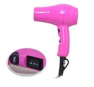 New Mini Children Ceramic Ionic Hair Styler Pink Color Hair Dryer