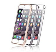 Dodocool Ultrathin Lightweight Metal Aluminum Bumper Frame Shell Case Protective Cover for iPhone 6(Assorted Color)