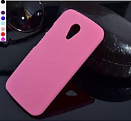 Pajiatu Mobile Phone Hard PC Back Cover Case Shell for Motorola MOTO G2 2014 /Moto G (2nd Generation)
