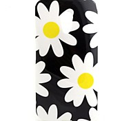 Chrysanthemum Pattern TPU Soft  Cover for Motorola Moto G2