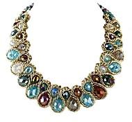 mulheres moda jóias colar de pérolas de várias camadas mais recente