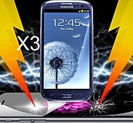 Ultimate Shock Absorption Screen Protector for Samsung Galaxy S3 I9300 (3 PCS)