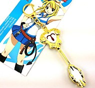 Fairy Tail Lucy Celestial Spirit Gate Aries Golden Mental Key