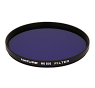 Nature 80B 67mm Color Correction Filter