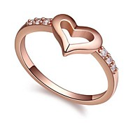 AAA Mosaic Zircon Ring - The Promise Of Love