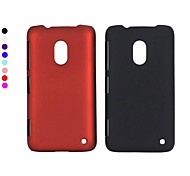 Pajiatu Mobile Phone Hard PC Back Cover Case Shell for Nokia Lumia 620(Assorted Colors)