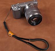 CAM-in CAM2075 Genuine Leather Universal Wrist Strap for Camera