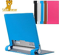 "Shy Bear™ Slim PU Leather Tablet Cover Stand Case for Lenovo Yoga 10 B8000 B8080 10.1"" Inch"