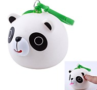 Hang Series Funny Cute Lesser Panda Stress Reliever Toy - White