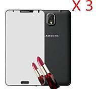 Spiegel Displayschutzfolie für Samsung Galaxy Note 3 (3pcs)