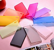 Pure Color Ultrathin PC Case for Sony Xperia Z2(Assorted Colors)