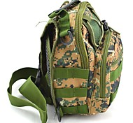 Degtial Green Military Tactical Camping Bag, Pouch Shoulder Bag EDC Every Day Carry