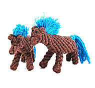 Horse Shaped Chewing Toys For Pet Dogs