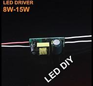 10pcs 8-15w driver di potenza per lampadina led (CA 85-265V)