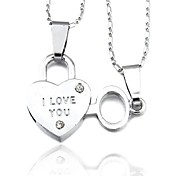 Fit Couple Necklace