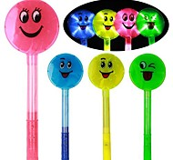 Big Smile Flashing Stick(Colors Random)