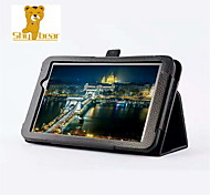 Shy Bear™ 7 Inch Leather Cover Stand Case for Asus Memo Pad 7 ME70CX Tablet