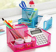 Classic Desktop Multi-Function Organizer Box