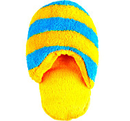 Stripe Slipper Shaped Plush Toys For Pet Dogs(Assorted Colour)